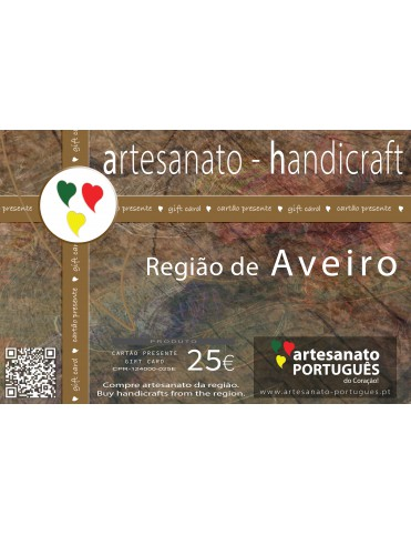 Região de Aveiro - Gift 025E