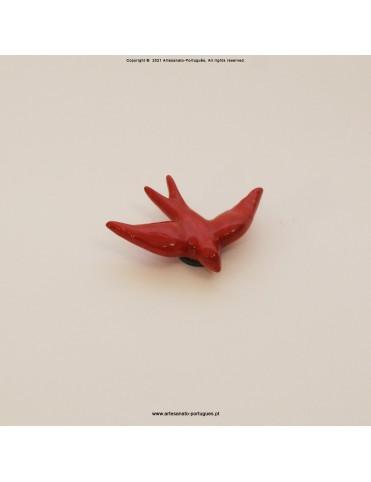 Red Color Swallow Magnet 080